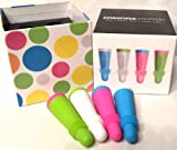 CORKCICLE.® 4 Pack (multi-color) Wine Bottle Stoppers