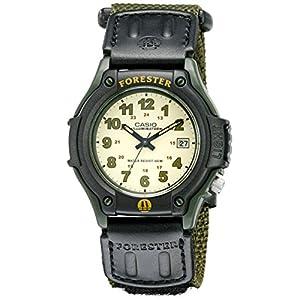 CASIO Men's FT500WVB-3BV Forester Sport Watch