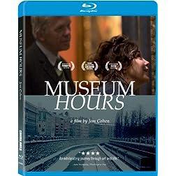 Museum Hours [Blu-ray]