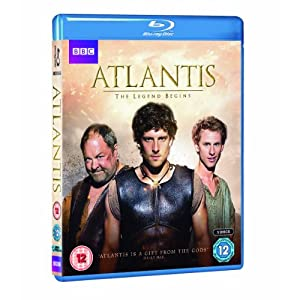 Atlantis [Blu-ray] [Import anglais]