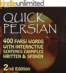Quick Persian: 400 Common Farsi Words...