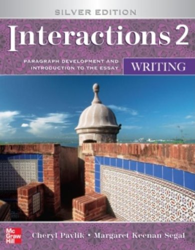 Interactions 2 Writing, Silver Edition