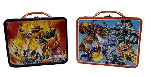 Skylanders Carry All Tin Box Bundle - 2 items : Skylanders Giant and Skylanders Group