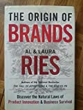 img - for Origin of Brands: Discover the Natural Laws of Product Innovation And Business Survival book / textbook / text book