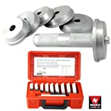Professional-Grade Neiko Bearing Race and Seal Driver Set