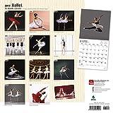 Image de Ballet - Ballett 2017 - 18-Monatskalender: Original BrownTrout-Kalender [Mehrsprachig] [Kalender] (Wall-Kalender)