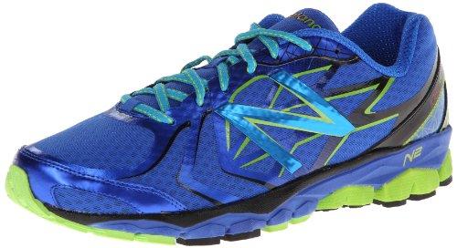 New Balance Men'S M1080 Running Shoe,Blue/Green,7 D Us