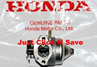 16100-Z1A-003 GENUINE OEM Honda GC190 Ge...