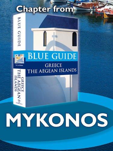 Nigel McGilchrist - Mykonos - Blue Guide Chapter