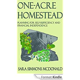 One Acre Homestead (English Edition)