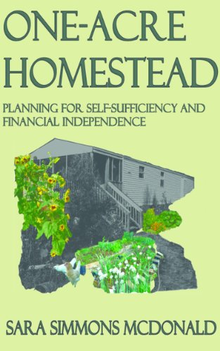 One Acre Homestead: Planning for self-sufficiency and financial independence (1 Acre Homestead compare prices)
