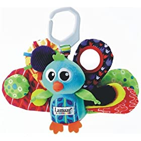 Lamaze Jacques the Peacock: Baby