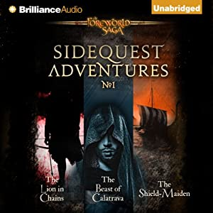 SideQuest Adventures Audiobook