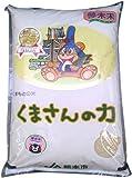 【精米】 熊本県産 白米 くまさんの力 5kg (JA熊本市) 平成25年産