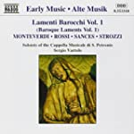 Lamenti baroques Vol.1