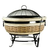Micro-World-Magnesia-Rattan-Wicker-Fire-Pit-MW1598