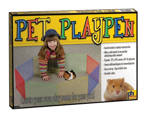 Prevue Pet Products Small Animal Playpen 8 each