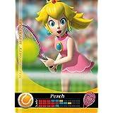 Amiibo Mario Sports Superstars Peach Tennis Card for Nintendo 3DS 013/090 USA Version