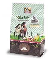 SÜSSER APFEL Pferdeleckerlis PFERDEFREUNDE * zusätzlich enthalten diese Sticks Elektrolyt, was besonders an heißen Tagen an denen die Pferde viel schwitzen sehr gesund ist 900 g Beutel von Derby