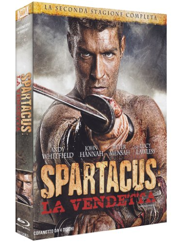 Spartacus - Vendetta - Stagione 02 [Blu-ray] [IT Import]