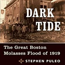 Dark Tide: The Great Boston Molasses Flood of 1919 Audiobook by Stephen Puleo Narrated by Grover Gardner