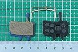 MTB スラム(SRAM) エイヴィッド(AVID) Juicy BB7用 ディスクブレーキパッド レジンパッド