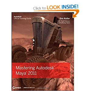 Autodesk Learning Maya Lightning for Mac (1 cd)