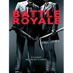 Battle Royale (English Subtitled)