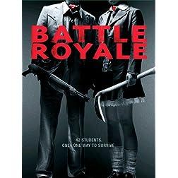 Battle Royale (English Subtitled)