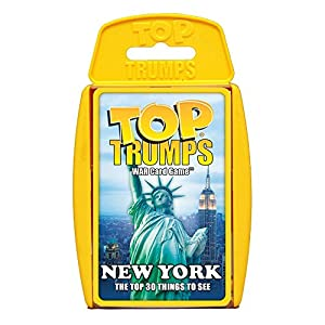 Top Trumps - New York