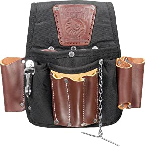 Occidental Leather 1555 Nylon Electrician's Pouch