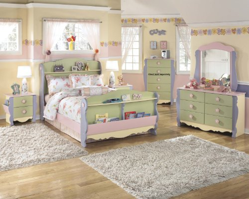Kid Twin Bed Frame 1080 front