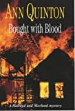 img - for Bought with Blood (Severn House Large Print) by Ann Quinton (2002-07-01) book / textbook / text book