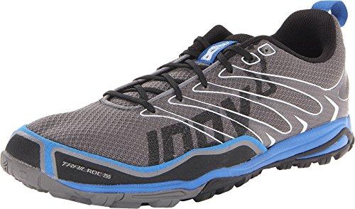 Inov-8 Men's Trailroc 255 Trail Runner,Grey/Blue,10 D US