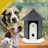 Ultrasonic Outdoor Dog Bark Controller in Birdhouse Shape