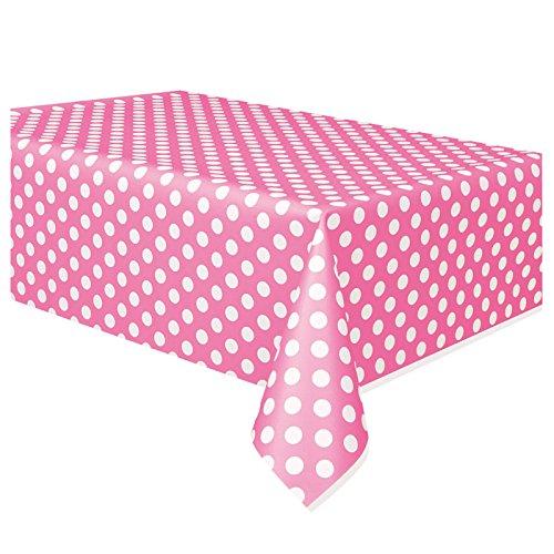 pois-rosa-in-plastica-per-tavolo-panno-pulire-partito-tovaglia-covers-panni-a-pois-tovaglia
