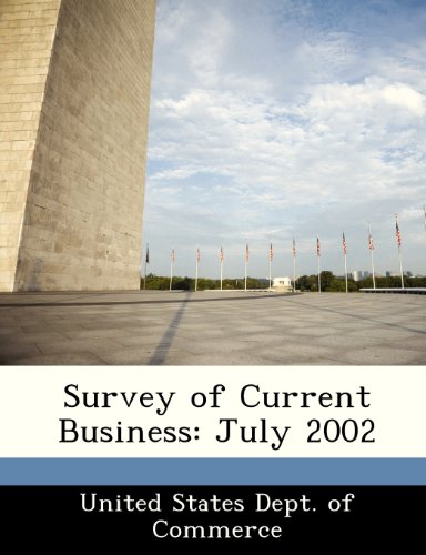 Survey of Current Business: July 2002