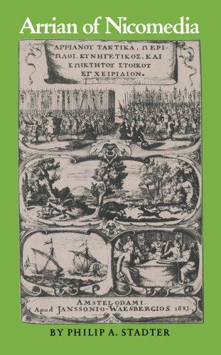 Arrian of Nicomedia (Unc Press Enduring Editions)
