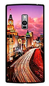 """Humor Gang Big Ben And London Printed Designer Mobile Back Cover For """"OnePlus Two"""" (2D, Glossy, Premium Quality Snap On Case)"""