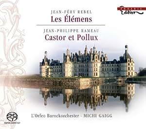 Les Elemens; Castor Et Pullux