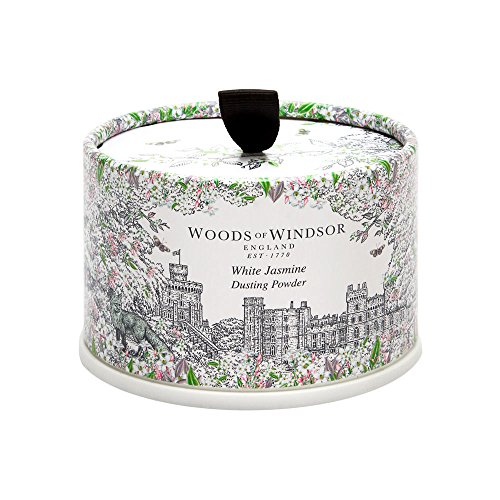 Woods Of Windsor White Jasmine Dusting Powder (Woods Of Windsor White Jasmine compare prices)