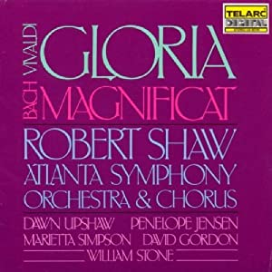 Vivaldi: Gloria / Bach: Magnificat