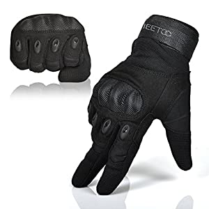 FREETOO Men's Cycling Gloves for Motorcycle/Bike/Climbing Full Finger from FREETOO