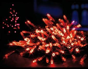 red 200 led christmas lights supabrights lighting