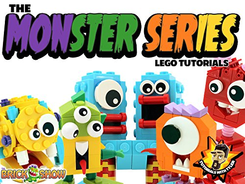 The Monster Series on Amazon Prime Instant Video UK