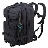 G4Free®40L Sport Outdoor Military Rucksacks Tactical Molle Backpack Camping Hiking Trekking Bag