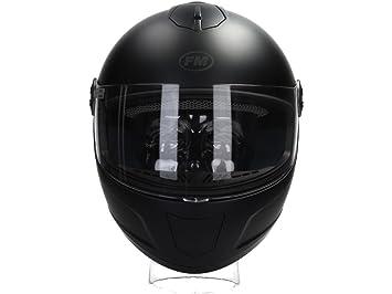 Fm rS51020S casque intégral taille s (noir mat)