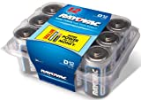 Rayovac 813-12PP Alkaline D Batteries (12-pack)