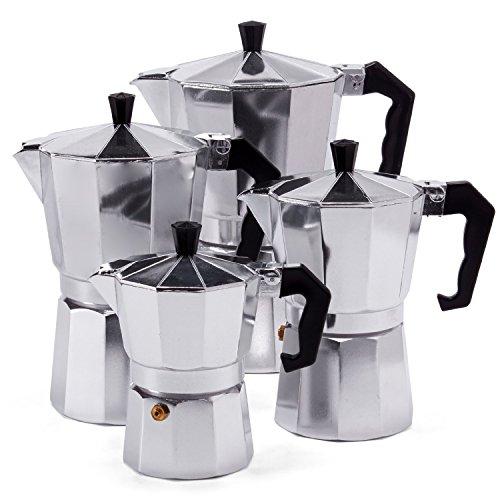 Espressokocher-Espresso-Mokka-Maker-Aluminium-fr-369-oder-12-Tassen-Espressomaschine-6-Tassen