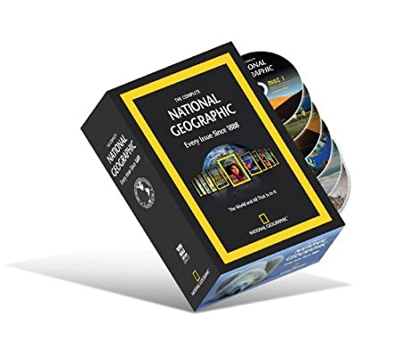 The Complete National Geographic  (bilingual software)